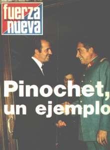 Franco y Pinochet