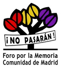 Foro por la Memoria de la Comunidad de Madrid