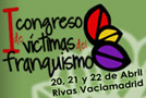 Congreso Víctimas del Franquismo