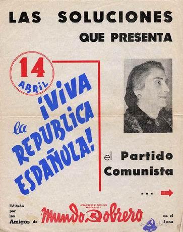Cartel PCE