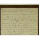 Retirada de la subasta la carta de Lluís Companys