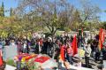 Homenaje en Madrid a los últimos fusilados del franquismo