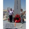 Homenaje a las víctimas del franquismo en Ocaña (Toledo)