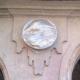 Salamanca: El medallón de Franco en la Plaza, protegido una semana antes del 20-N