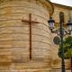 El monumento a la intolerancia y al fascismo se renueva en Porcuna (Jaén)