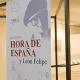 La exposición 'Hora de España y León Felipe' repasa la obra del poeta zamorano