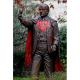Boicotean con pintadas la estatua de Manuel Fraga en Cambados