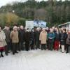 Donostia inaugura un monolito en memoria de los presos de la cárcel de Ondarreta