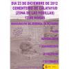 Inauguración del Memorial a las Víctimas de la represión franquista en Calatayud y su Comarca
