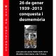 1939-2013. Conquesta i desmèmoria