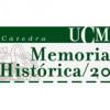 "Cátedra Complutense ""Memoria Histórica del Siglo XX"""