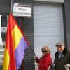 Inauguration de la Rue des Républicains Espagnols à Bobigny