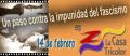 """""""Un paso contra la impunidad del fascismo"""": Acto informativo sobre el Auto de la Audiencia Provincial de Barcelona"""