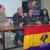 """Presentación del Documental """"La Toba: Historia de una exhumación"""" realizado por el Foro por la Memoria de Guadalajara"""