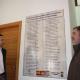 El Foro por la Memoria Democrática de Sanlúcar instala un azulejo en memoria de los funcionarios represaliados
