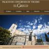 """IU Toledo advierte y rechaza la exaltación fascista que hace el """"Palacio de Congresos de Toledo"""" en su web"""