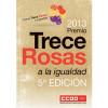 """CCOO concede el Premio Trece Rosas a la Igualdad a la """"Asociación por la Recuperación de la Memoria histórica 19 Mujeres de Guillena"""""""
