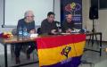 """Presentación del libro """"La Política del Miedo. El papel de la represión en el franquismo"""", de Santiago Vega Sombría"""
