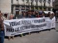 Presentación pública de la Coordinadora contra la Impunidad del Franquismo