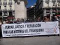 Cerca de treinta organizaciones se unen para poner en marcha la Coordinadora contra la Impunidad del Franquismo