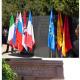 Acto de Conmemoración de la Liberación de Europa en el cementerio de Fuencarral (Madrid)