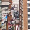 Zaramaga estrena su mural de homenaje al 3 de marzo