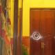 El 'pendón' del alcalde de Badajoz: Fragoso recibe a sus visitas con la bandera del 'aguilucho'