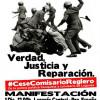 No a la impunidad franquista. Cese del Comisario Reglero