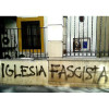 Sevilla: Jóvenes radicales increpan a los asistentes a una misa en memoria de Franco