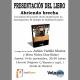 """Presentación del libro """"Abriendo brecha. Los inicios de la lucha de la mujer por su emancipación. El ejemplo de Soledad Gustavo"""""""