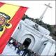 La vicepresidenta rehúsa sacar a Franco del Valle de los Caídos