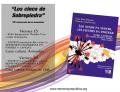 Inauguración Monolito fosa Sobrepiedra y Presentación libro sobre la Represión franquista en Asturias