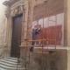 Aspe (Alicante): El ayuntamiento retira las placas franquistas de la basílica