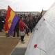 Málaga: Un mausoleo recuerda a los fusilados en las tapias del cementerio de San Rafael