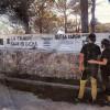 Destrozan placas de un mural que homenajean a republicanos muertos en la Batalla del Ebro