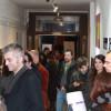 Inauguración de la Exposición 'Semiología, semántica y memoria en el imaginario urbano', de Miguel Ángel Rego