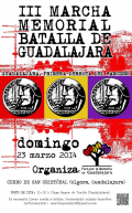 III Marcha Memorial Batalla de Guadalajara