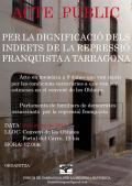 Acte Públic en memòria de 9 dones que van morir per les condicions carceràries a que van ser sotmeses (1939-1941)