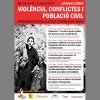 Jornades USLA, entorn a la violència política contra la població civil