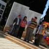 Andújar (Jaén): El PSOE de Andalucía honra la memoria de los trabajadores represaliados en el régimen franquista