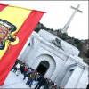 El TC impide recuperar los restos de dos víctimas del franquismo del Valle de los Caídos