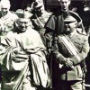 """Delante de los descendientes de Franco, la Iglesia pide un """"nuevo alzamiento militar"""" para salvar España"""