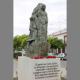 El Monumento a las víctimas del fascismo en Coria no se toca