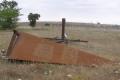La ARMH de Valladolid no denunciará la destrucción del monumento a las víctimas del franquismo