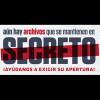 En Chile hay archivos secretos… Y hay que abrirlos