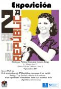 """Exposición """"2ª República: Esperanza de un pueblo"""""""