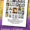 """""""Tendilla de la guerra civil y la represión franquista"""", de Conchi de Luz"""