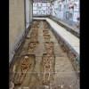 Hallados los restos de 14 prisioneros del Campo de Concentración de Orduña (Vizcaya) en el cementerio local