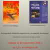 Presentación de libros de la Asociación Memoria Histórica de Ronda y del Foro por la Memoria de Málaga