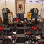 Conferencia de Julio Anguita en Guadix.